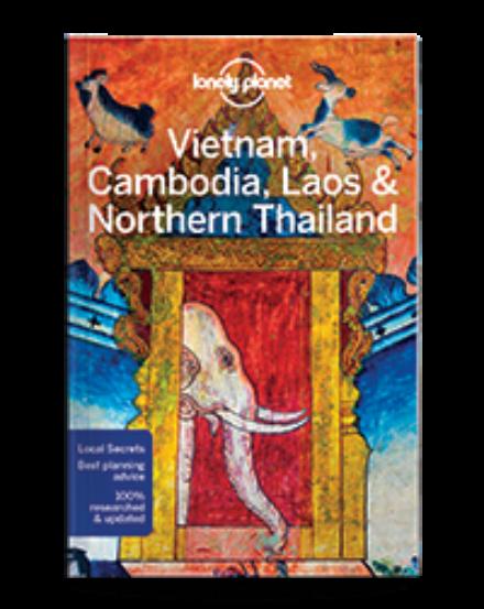 Cartographia  - Vietnám, Kambodzsa, Laosz és a Nagy-Mekong Régió útikönyv (angol) Lonely Planet