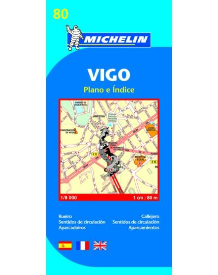 Cartographia  - Vigo várostérkép (80)