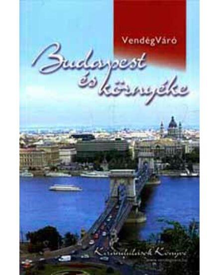 Cartographia  - Budapest és környéke útikönyv