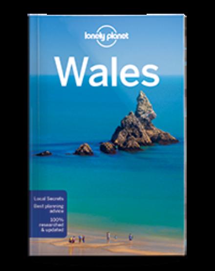 Cartographia  - Wales útikönyv Lonely Planet