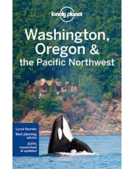 Cartographia  - Washington, Oregon és Csendes-óceáni partvidék északnyugati rész útikönyv (angol)
