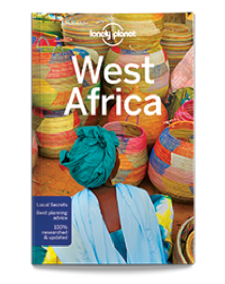 Cartographia  - Nyugat-Afrika útikönyv (angol)