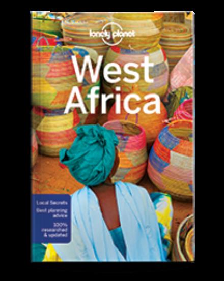 Cartographia  - Nyugat-Afrika útikönyv (angol) Lonely Planet