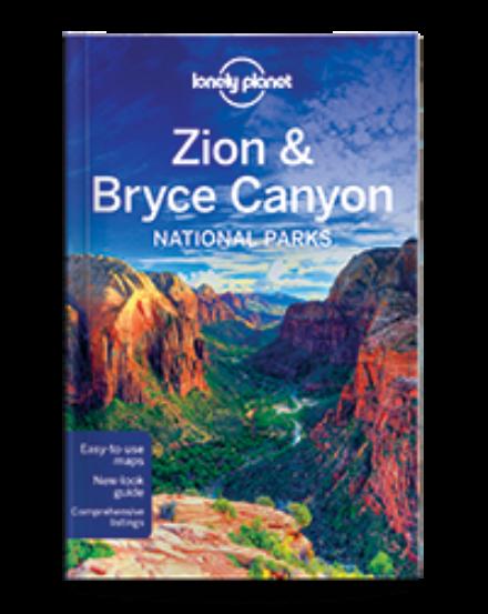 Cartographia  - Zion és Bryce Canyon Nemzeti Park útikönyv