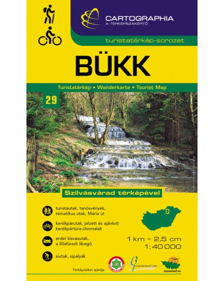 Cartographia  - Bükk turistatérkép [29]