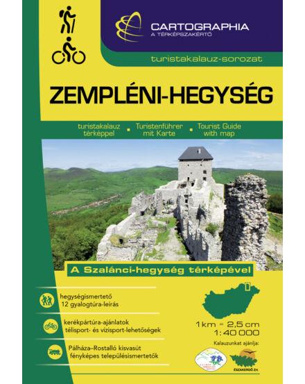 Cartographia  - Zempléni-hegység turistakalauz
