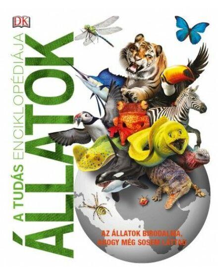 A tudás enciklopédiája-Állatok