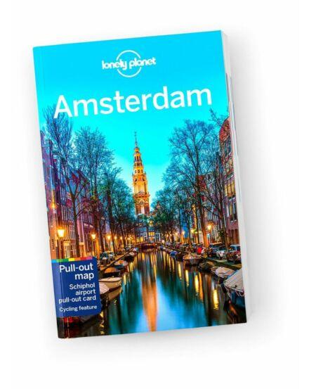 Cartographia  - Amszterdam útikönyv Lonely Planet (angol) Lonely Planet
