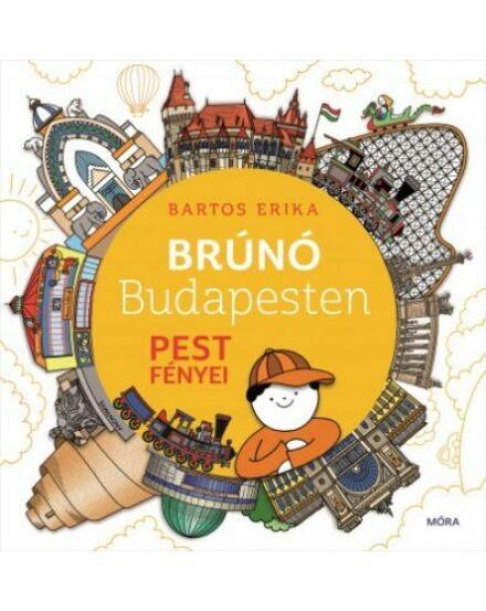 Brúnó Budapesten, Pest fényei könyv
