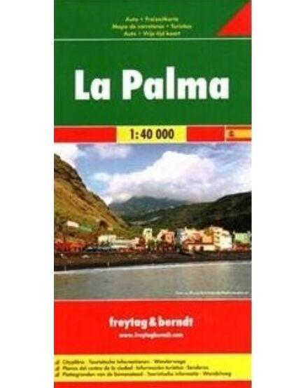 Cartographia  - La Palma térkép