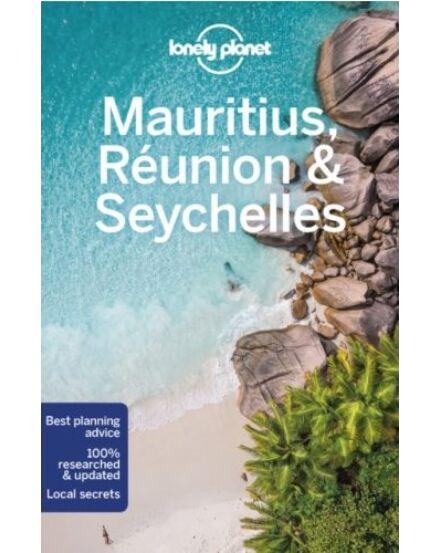 Mauritius, Réunion és Seychelle-szigetek útikönyv (angol) Lonely Planet
