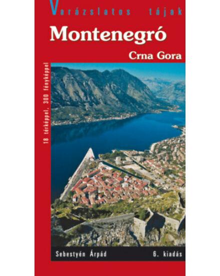 Cartographia  - Montenegró útikönyv - Crna Gora