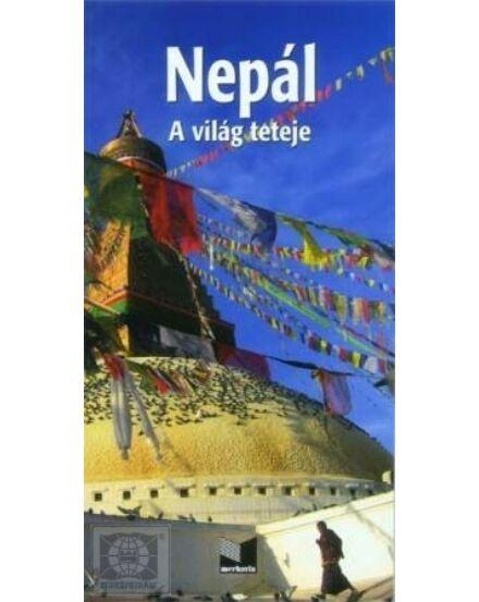 Cartographia-Nepál a világ teteje útikönyv