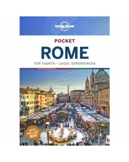 Cartographia - Pocket Rome Róma útikönyv Lonely Planet