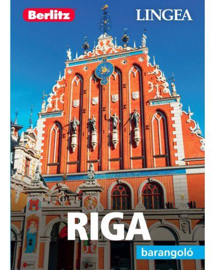 Riga barangoló útikönyv