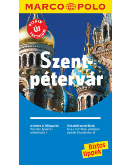 Szentpétervár útikönyv