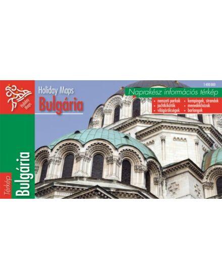 Bulgária_Cartographia