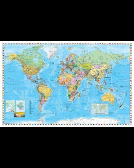 A Föld országai-K-Európa autótkp-Cartographia