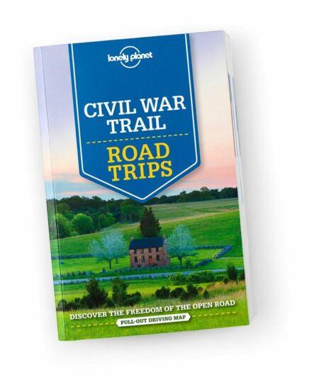 Civil war road trips útikönyv 2019 Lonely Planet