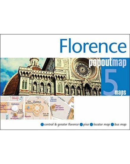 Cartographia  - Firenze PopOut várostérkép