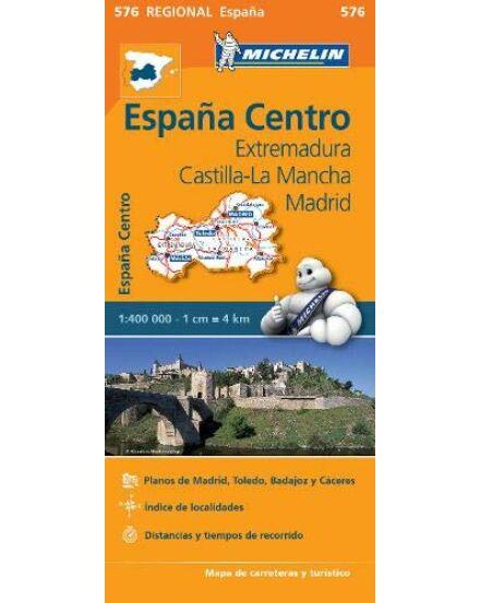 Spanyolország-közép_Cartographia