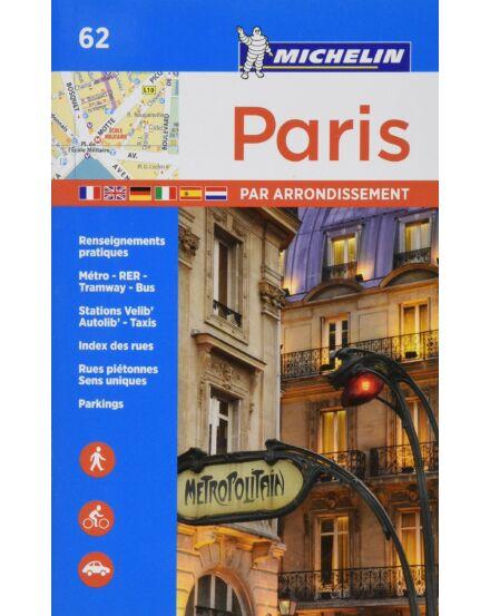 Párizs zsebtkp_Cartographia