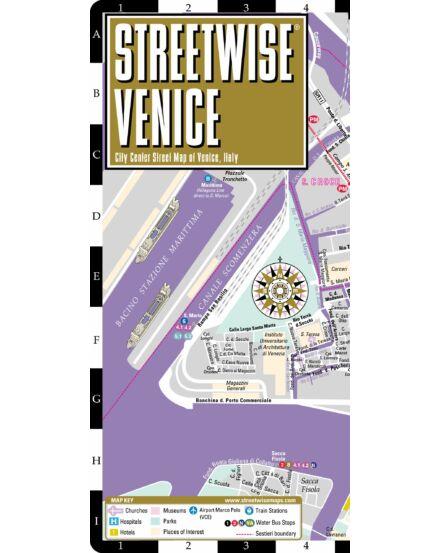 Velence (streetwise) várostérkép