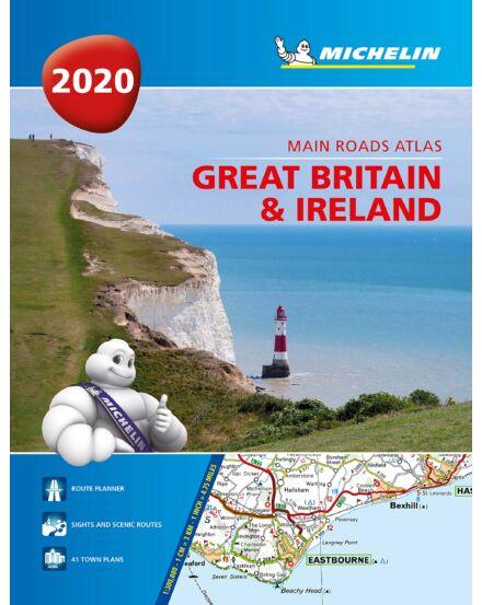 Nagy-Britannia, Írország atlasz_Cartographia