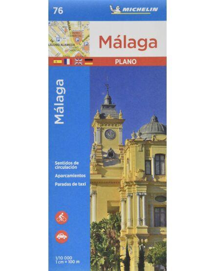Cartographia  - Málaga várostérkép - Michelin