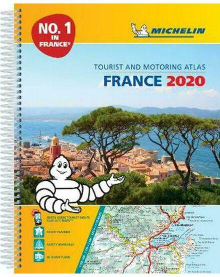 Franciaország atlasz_Cartographia