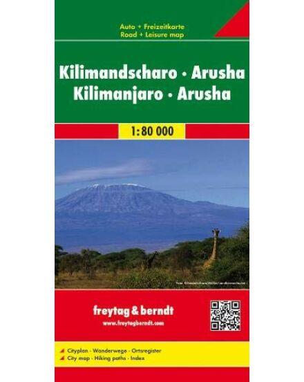 Kilimandzsáró_Cartographia