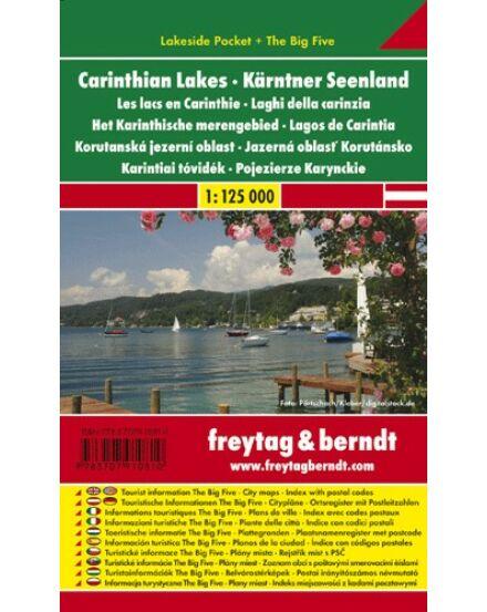 Karintiai tóvidék_Cartographia