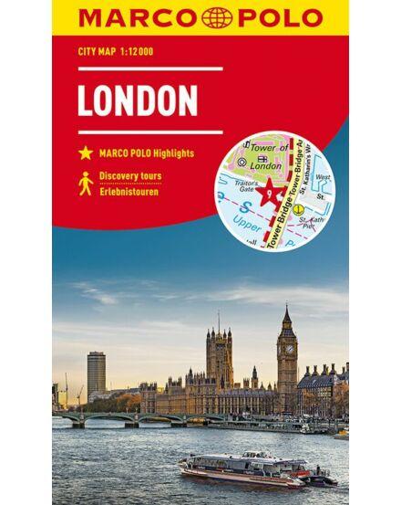 Cartographia  - London várostérkép (Marco Polo)