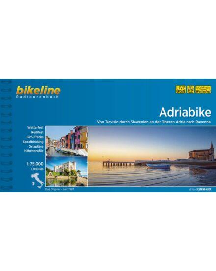 Adria kerékpáros kalauz_Cartographia