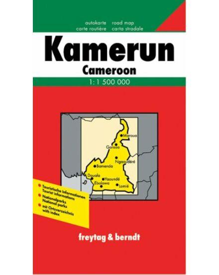 Kamerun_Cartographia