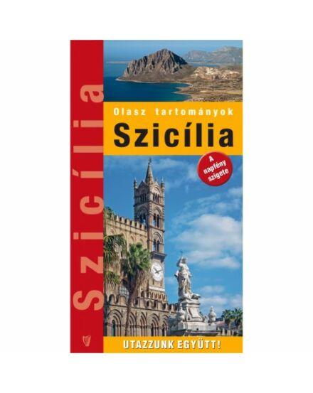 Szicília útikönyv (Hibernia)