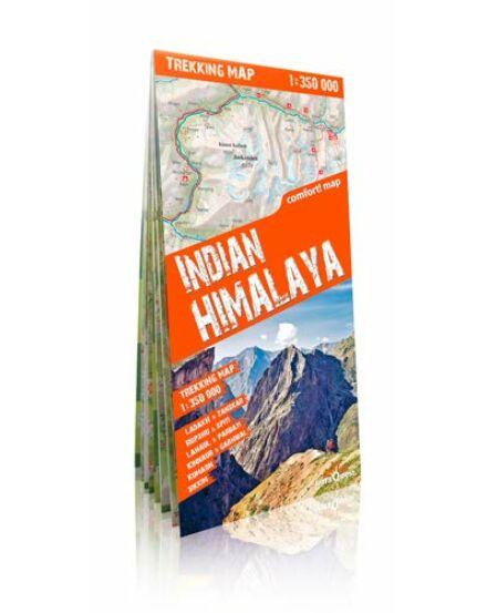 Indiai himalája trekking_Cartographia
