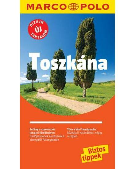 Toszkána útikönyv