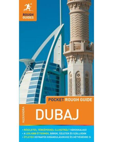 Dubaj (Pocket Rough Guides) útikönyv térképmelléklettel Cartographia 9789634472087