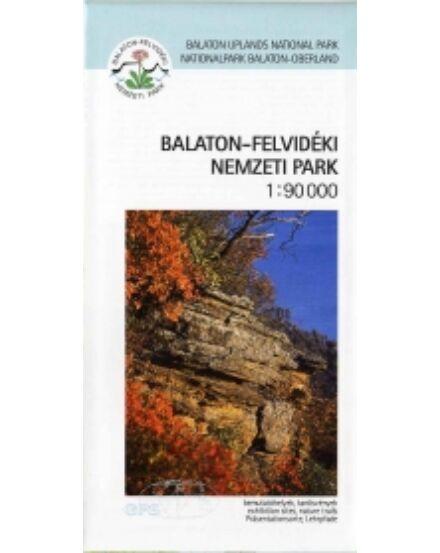 Balaton - felvidéki Nemzeti Park_Cartographia