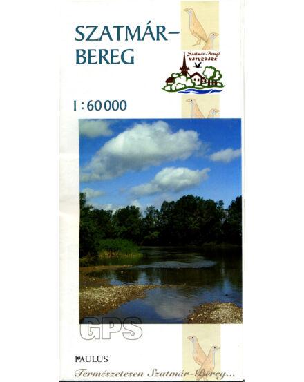 Szatmár - Bereg Naturpark térkép
