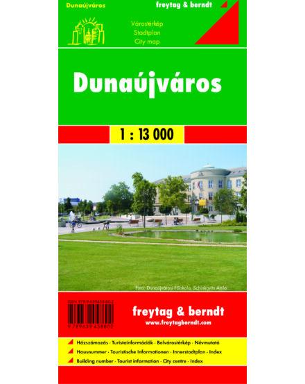 Dunaújváros_Cartographia