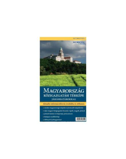 Magyaro. közig. tkp járáshatárokkal_Cartographia