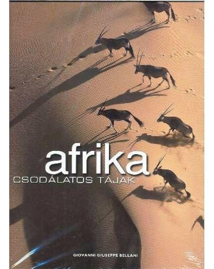 Afrika - Csodálatos tájak album