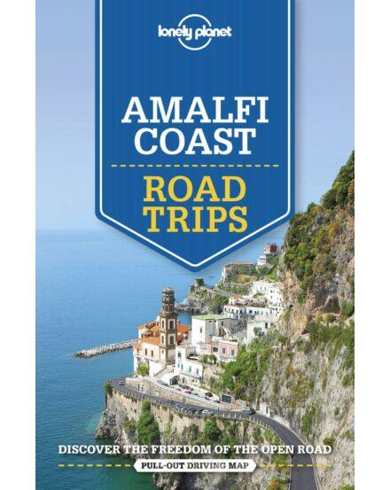 Cartographia  - Amalfi part Road Trips útikönyv (angol) Lonely Planet