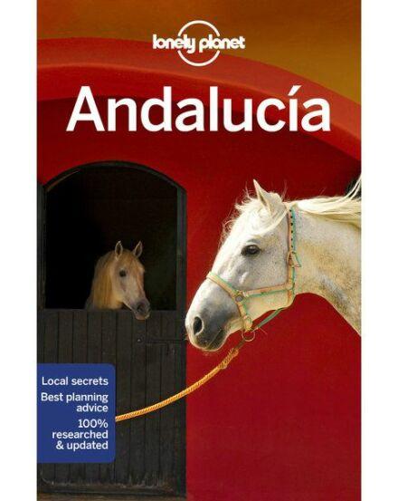 Cartographia  - Andalúzia útikönyv (angol)