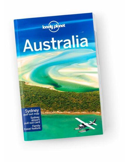Cartographia  - Ausztrália útikönyv (angol) Lonely Planet