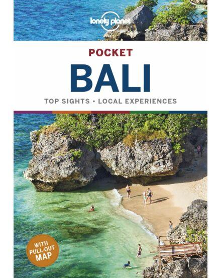 Bali útikönyv Lonely Planet