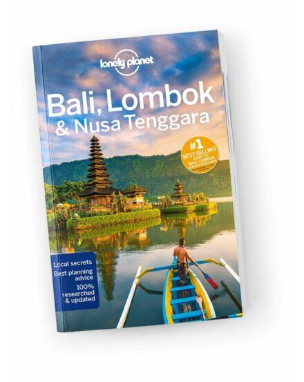 Cartographia  - Bali , Lombok útikönyv (angol) Lonely Planet