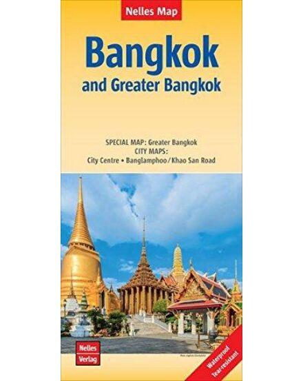 Cartographia  - Bangkok térkép
